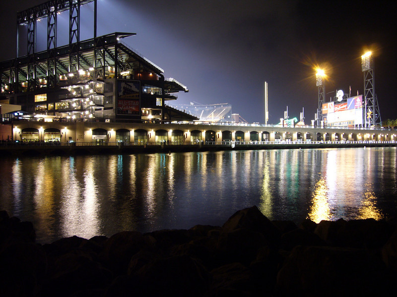 Pac Bell Park - Giants Stadium - San Francisco, CA