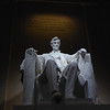 Abe Lincoln - Lincoln Memorial, Washington, DC