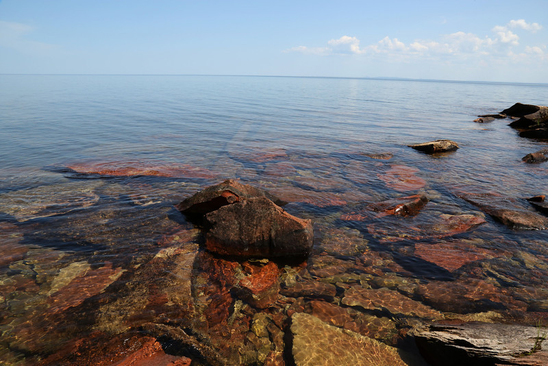 Shoreline Lake Superior, MI
