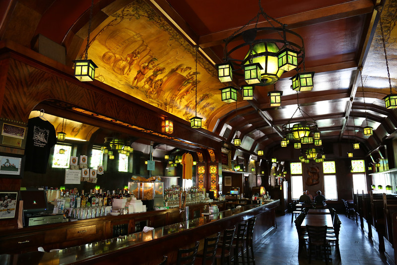 Ambassador Bar & Restaurant, Houghton, MI