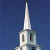 New England Church tower