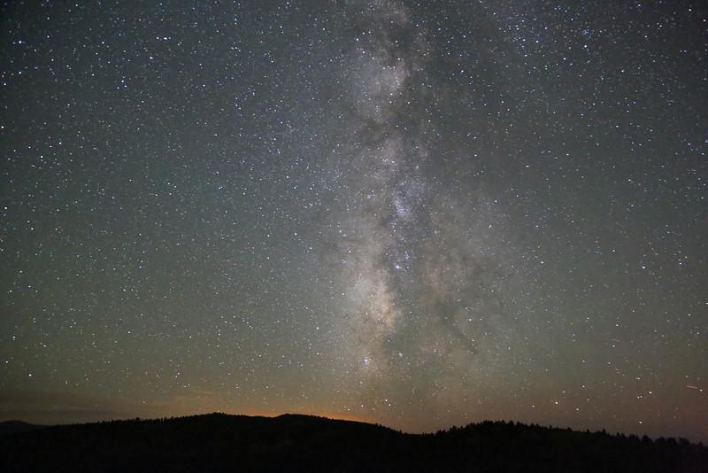 Milky Way Southern Colorado