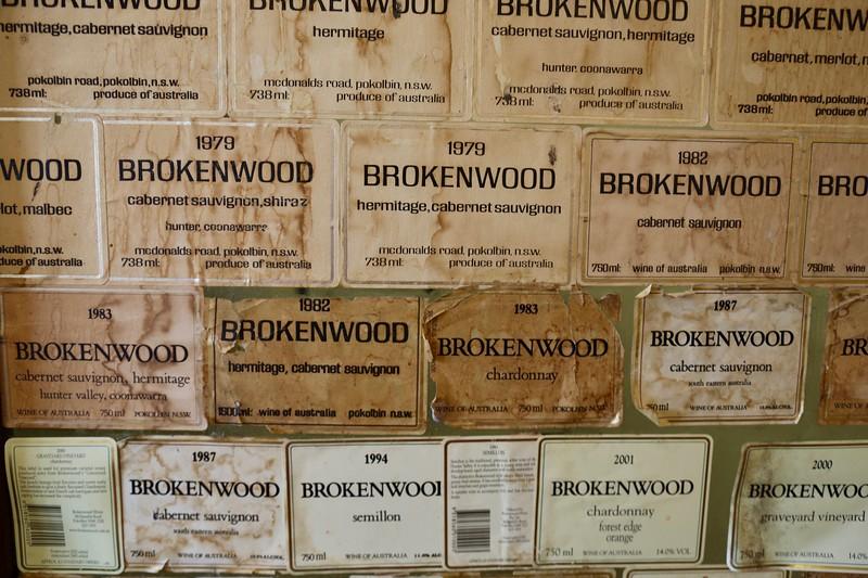 Barossa Valley, Australia - Brokenwood