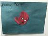 Aubrey's daycare artwork