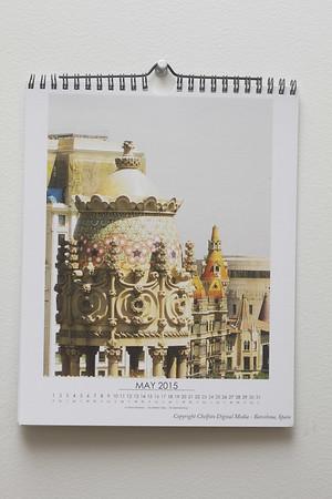 Premium-Quality Print Calendars (2 Sizes)