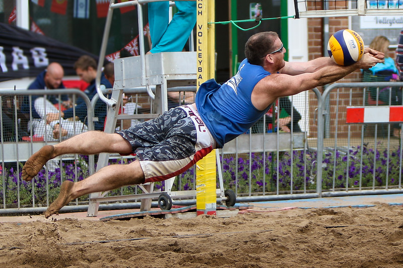 Welsh International Open Beach Volleyball Championship