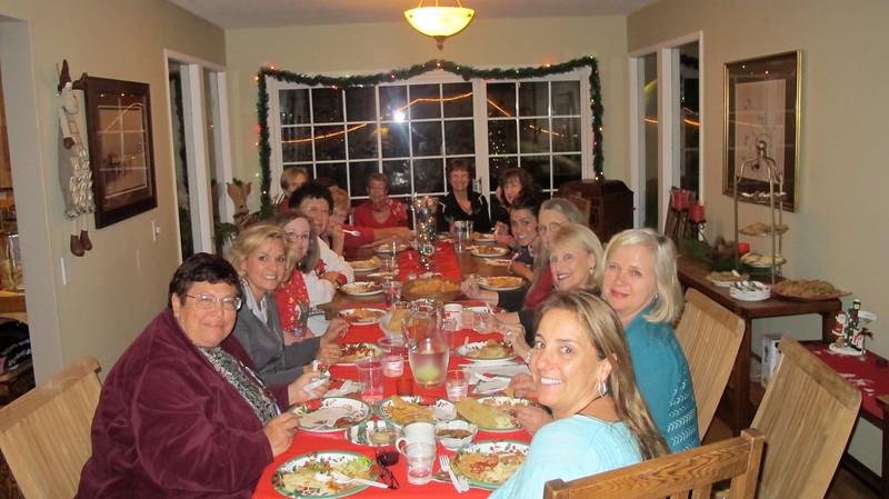 DKG Christmas Dinner