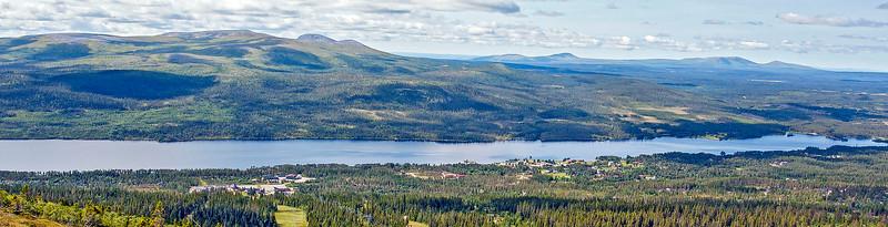 Villige Lofdalen and Lofssjön