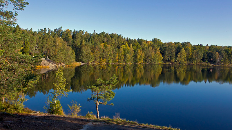 Lake Tyresö-Falten