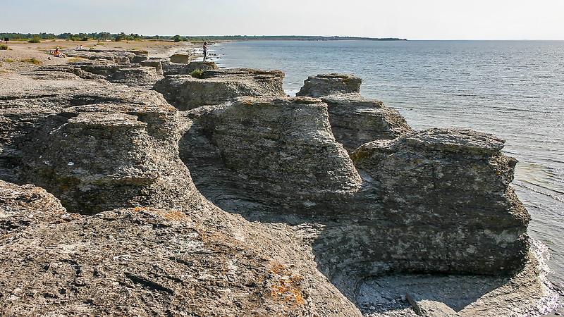 Byrums Raukar in Öland