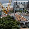 The new bridge arrive from Tallinn 21 July 2020.