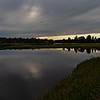 Sunset in Gysinge