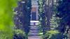 World Heritage Skogskyrkogården, Sju brunnars stig to Uppståndelsekapellet, Stockholm Sweden
