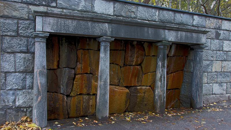 World Heritage Skogskyrkogården inaugurate 1920, Stockholm Sweden