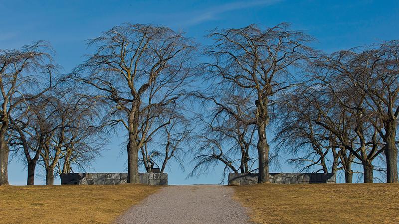 World Heritage Skogskyrkogården, Stockholm Sweden
