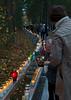 World Heritage Skogskyrkogården. First Saturday in November. Stockholm Sweden