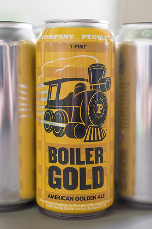 ICan cans this special brew that is currently sold only at Purdue University sporting events. Fran Ruchalski   Pharos-Tribune