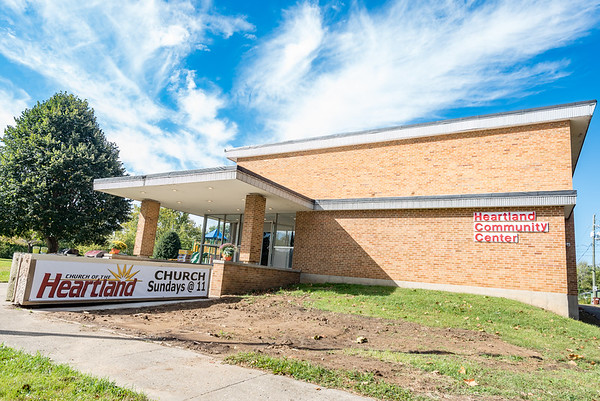 The new home of The Church of The Heartland on Cincott Street in Logansport who conducted their first service in the new facility on Sunday, Oct. 8, 2017. Fran Ruchalski | Pharos-Tribune