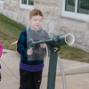 Blade Miller Reffitt, 5, a kindergartener from Columbia Elementary fires an air gun designed at Ivy Tech on Friday morning. The children were there for the Promise Indiana: Walk Into My Future event where they learned about skills training and professions that might interest them in the future. Fran Ruchalski | Pharos-Tribune