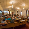 A view of the sanctuary of Deer Creek Presbyterian church which celebrated its 175th anniversary on Sunday, Sept. 25, 2017 with a service and dinner for all in attendance. Fran Ruchalski  Pharos-Tribune