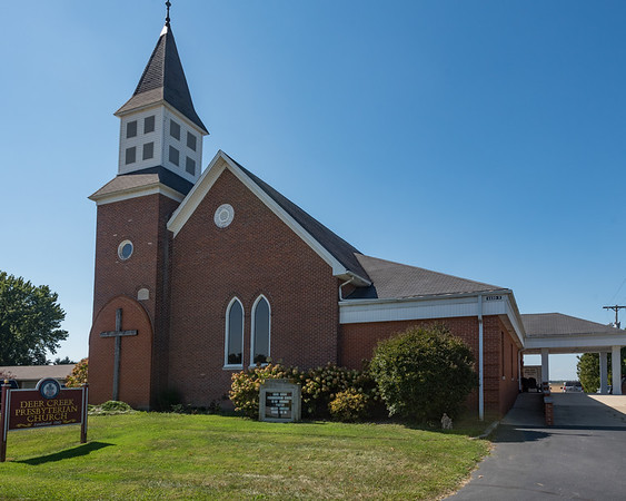 Deer Creek Presbyterian church celebrated its 175th anniversary on Sunday, Sept. 25, 2017 with a service and dinner for all in attendance. Fran Ruchalski  Pharos-Tribune