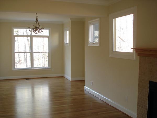 Original, dining room/living room