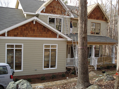 Revised exterior paint