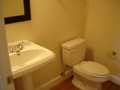 Original, powder room