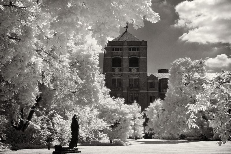 Lorch Hall - University of Michigan