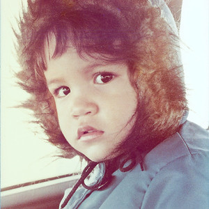 ME IN THE CAR,  A LONG TIME AGO - Mainland, USA<br /> <br /> Pretty clearly this isn't Hawai'i.  Not sure where exactly, but probably Pennsylvania.