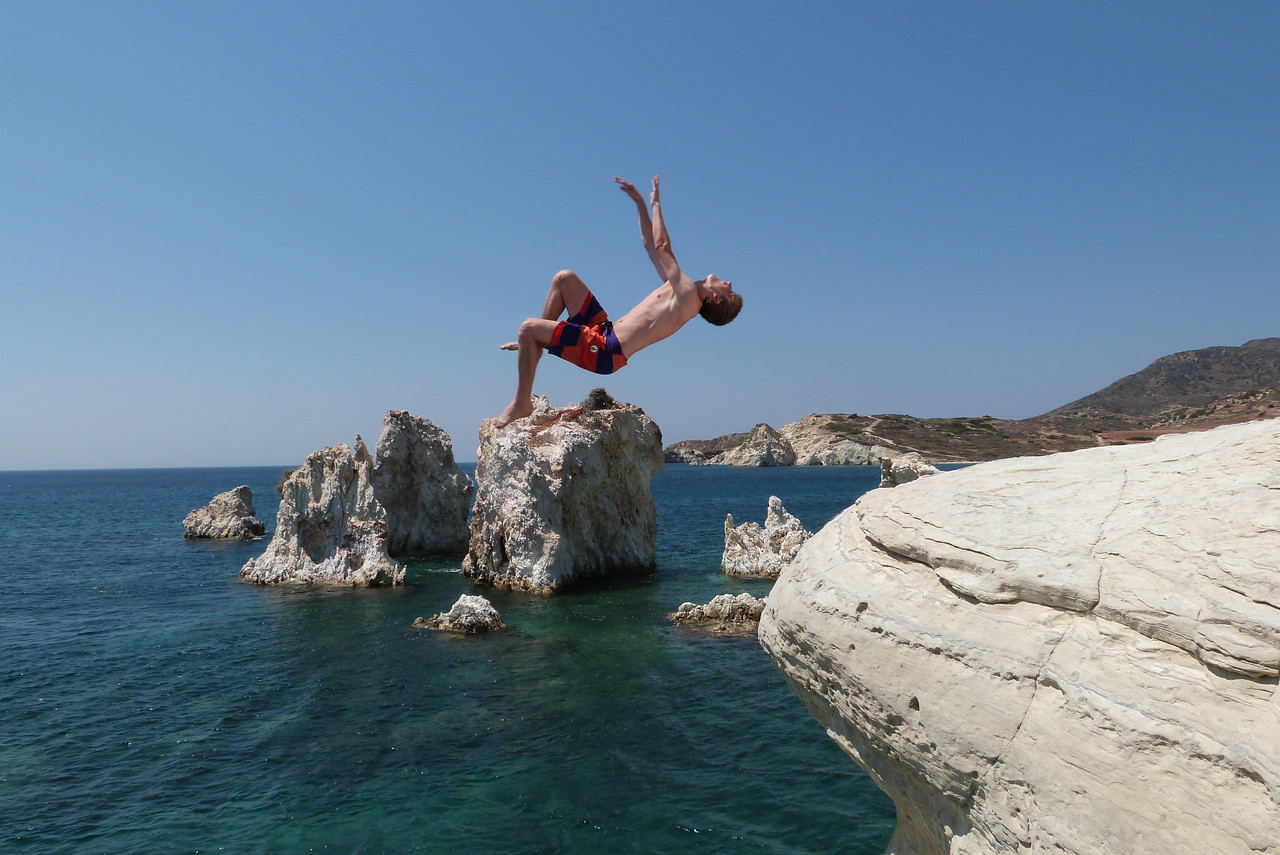 Gainer by Anders, West Kimolos