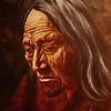 Chief Red Cloud on Reservation