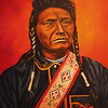 Chief Joseph with Sash