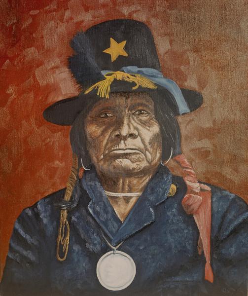 Tosh-A-Wah Comanche