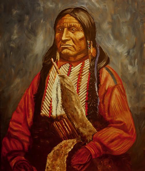 Chief Kicking Bird