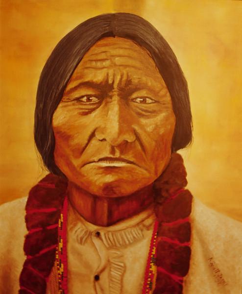 Sitting Bull Medicine Man
