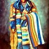 Chief Joseph and his coat of many colors