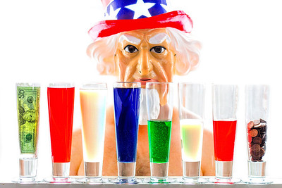 Uncle Sam's Cultural Dissonance