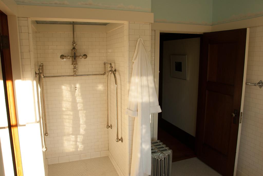Original custom shower