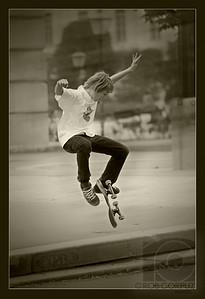 SKATER BOY - Vienna, Austria