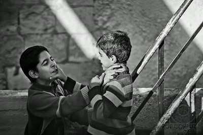 BROTHERLY LOVE - Jerusalem, Israel