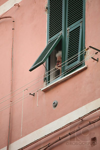AN ECONOMICAL AND TRADITIONAL ALTERNATIVE TO TELEVISION - Vernazza, Italia  Unedited