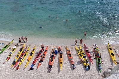 Kastanas Beach, Milos