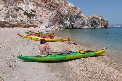 Rema Beach, Milos