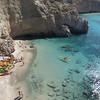 Tsigrado Beach, Milos