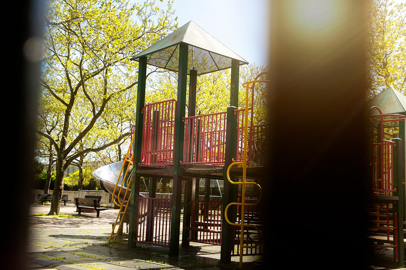 Astoria, Queens/Ditmars playground
