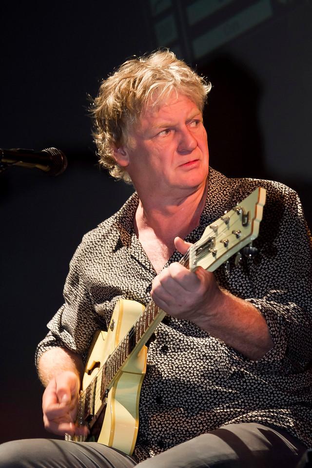 Rodolphe Burger, musicien