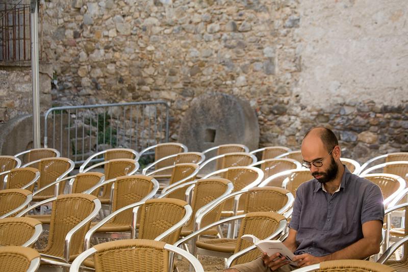 Banquet du livre, Lagrasse, France
