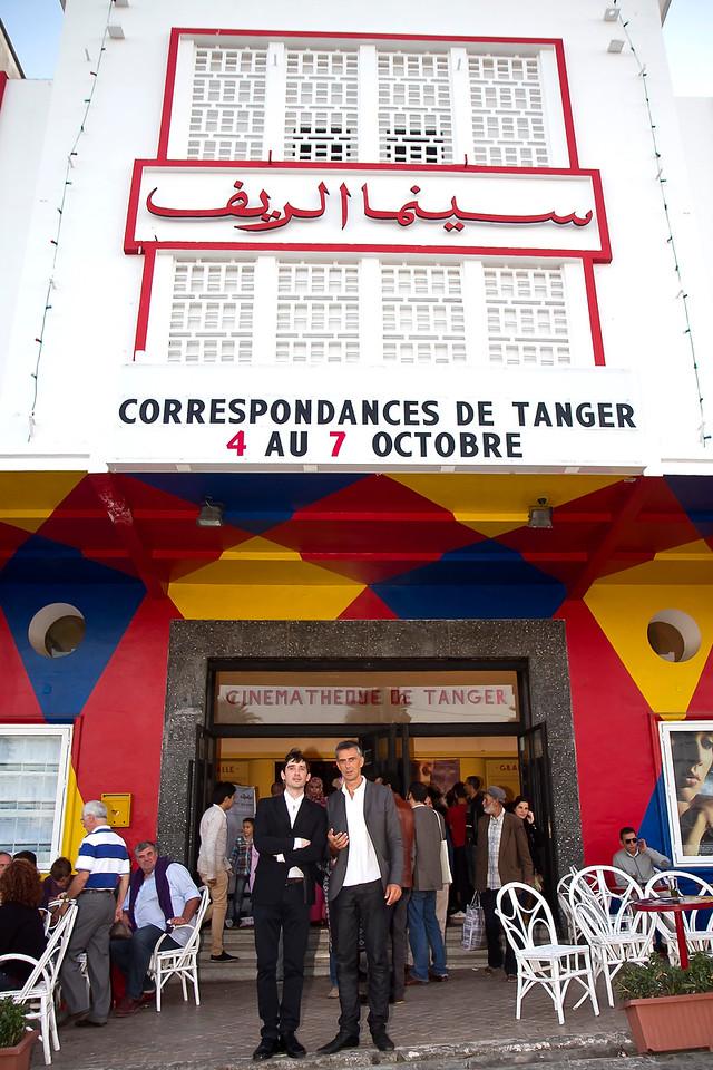 Correspondances de Tanger, Maroc