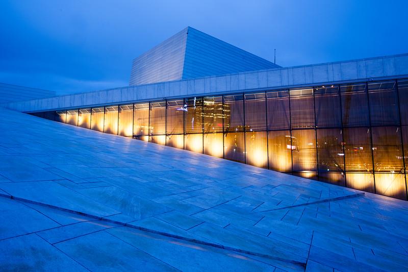 The Norwegian Opera House - Den Norske Opera